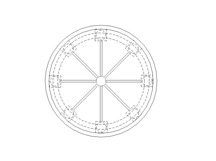 [广东]深圳某居住区卢峰翠苑景观施工图设计(包含CAD+55个文件)