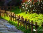 休闲农业•乡村旅游景观中竹篱笆的应用