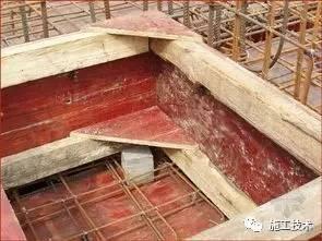 模板工程质量通病防治措施