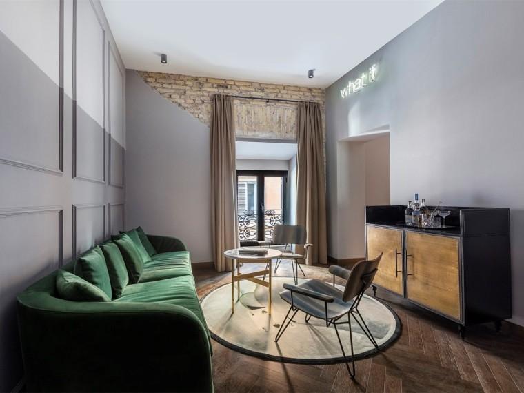 罗马ChapterRoma酒店