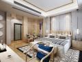20套中式风格宾馆套房3D模型合集
