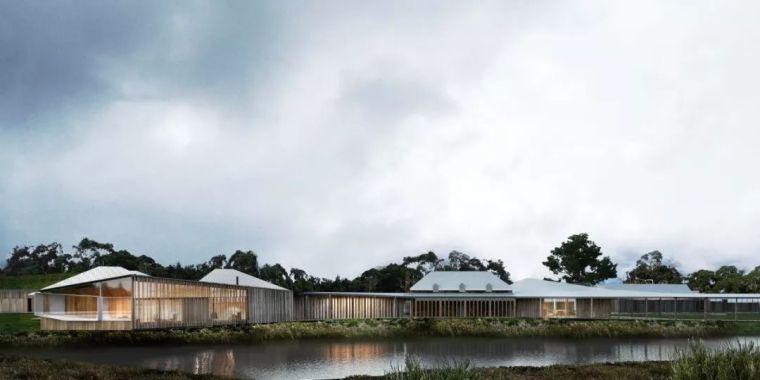 创意十足的顶级度假山庄设计,现代、自然、大气!_3
