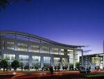 某办公综合楼建筑设计方案及效果图