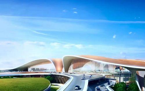 比鸟巢更大的钢结构建筑,明年就正式启用啦!-图片11.png