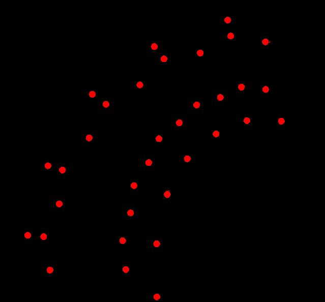 各节点标高分布示意图