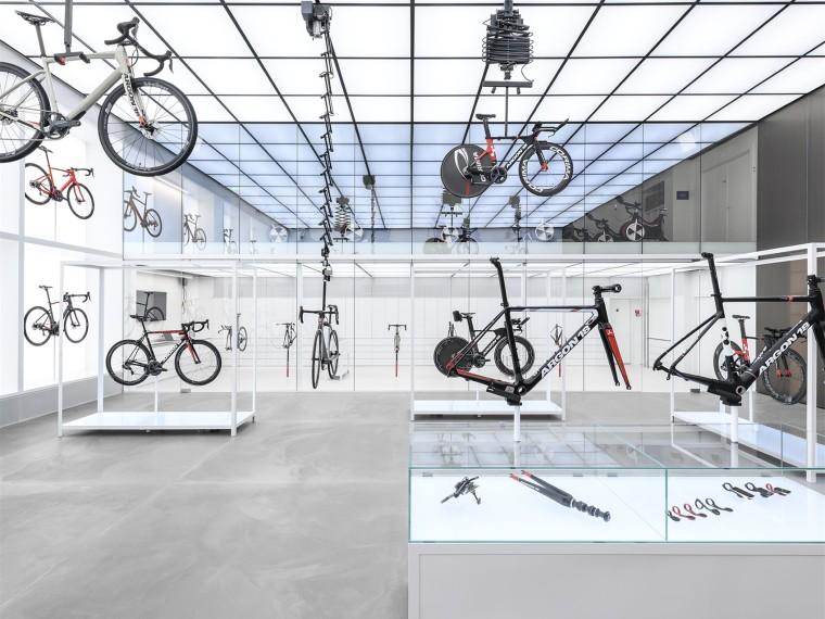 丹麦UnitedCycling自行车实验店