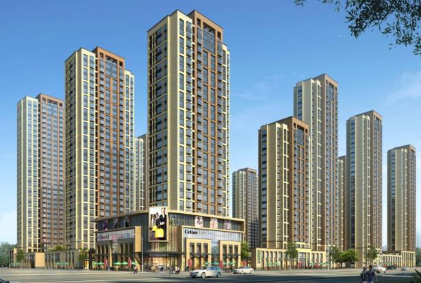 兰泰苹果园高层住宅楼钢结构设计论文