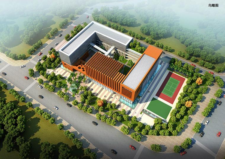 老年大学规划设计