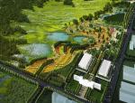 [吉林]长白山池北国家湿地公园景观设计(火山湿地,熔岩台地)