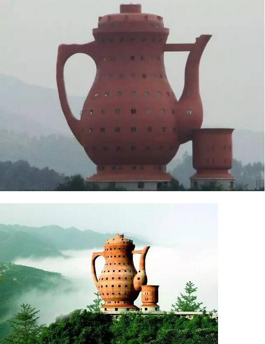 开开眼!贵州最奇葩的8大建筑!