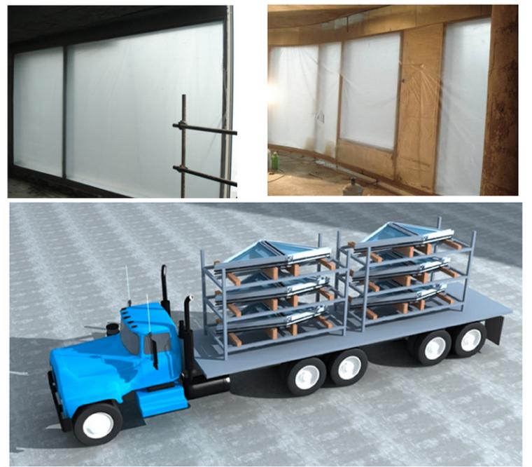 厂房门窗工程施工组织设计资料下载-[重庆]办公写字楼项目幕墙工程施工组织设计(359页)