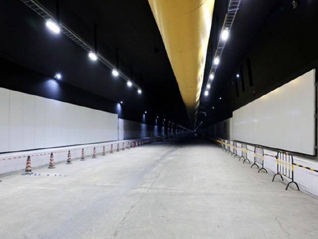 """5600米沉管隧道""""滴水不漏""""!"""