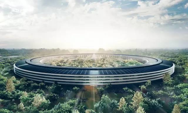 2017年最值得期待的10个建筑(六)——苹果公司2号总部园区_1