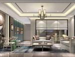 苏州绿地地产-新中式风格别墅样板房概念设计