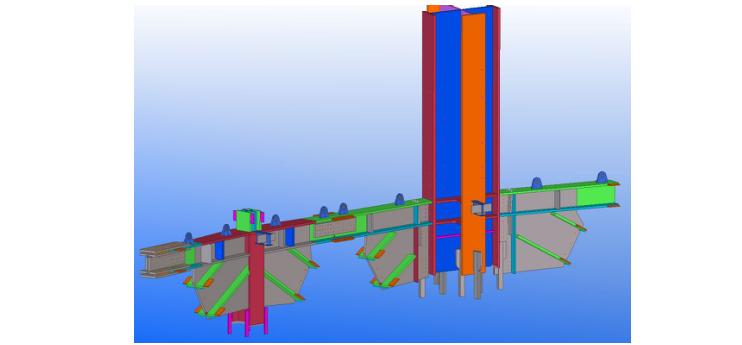 [武汉绿地中心项目]环带桁架制造及预拼装方案