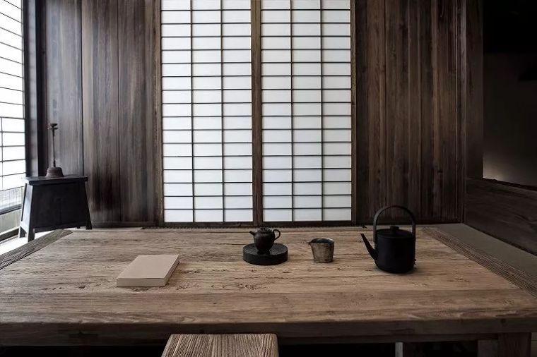 一家日式茶舍,可以说很地道了