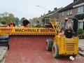 德国的人行道铺装施工,看看与我们有何不同!