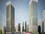 [天津]SOM天汇中心商业综合体建筑设计方案文本