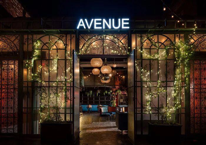 别找了,2018年最好看的餐饮空间设计都在这里了_7