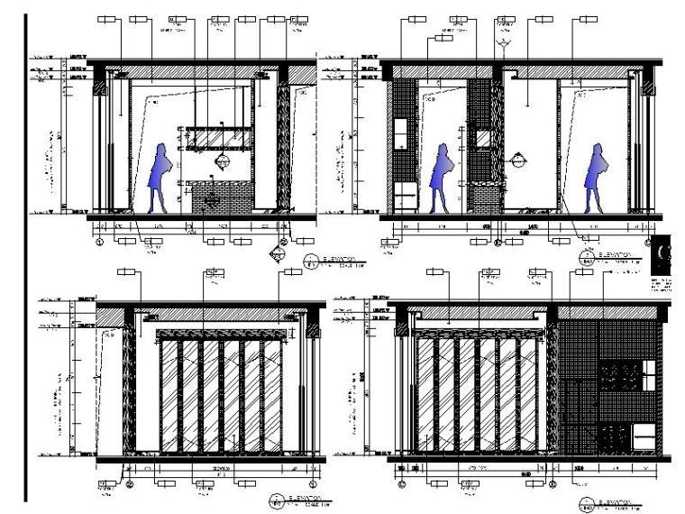 [海口]南加州风格低层度假住宅设计施工图(含效果图+软装概念)_2