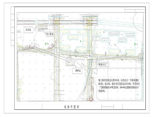 郭公庄一号路道路工程施工组织设计