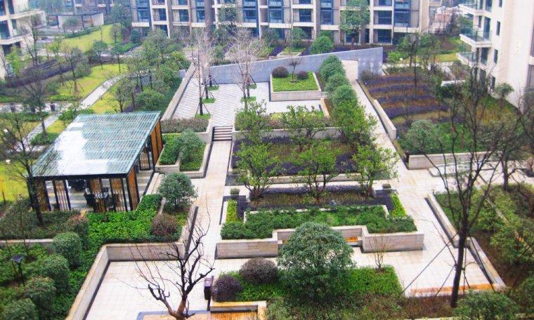 杭州联合格里住宅景观-5