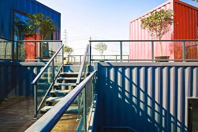 2个集装箱做的房子方案设计给大家参考_50