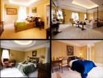 城阳山水太和月光两层别墅室内设计施工图(含效果图)