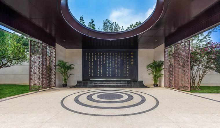 北京旭辉七号院住宅景观-1