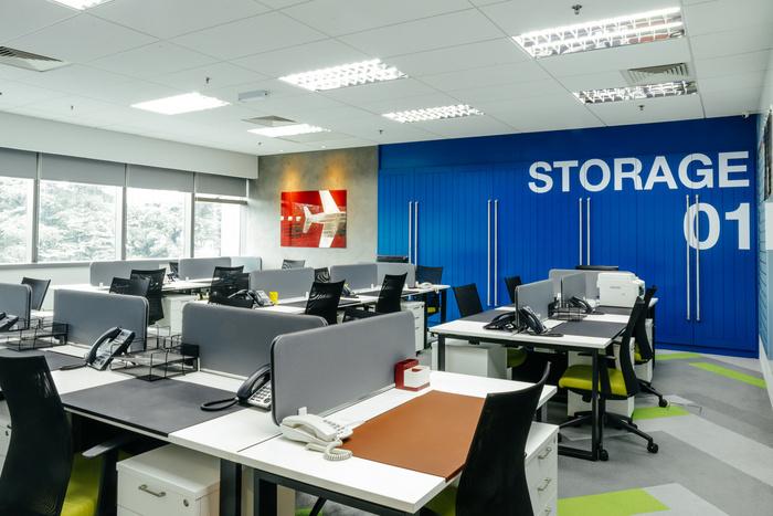 INTERISLAND现代风格办公室室内实景图 (3)