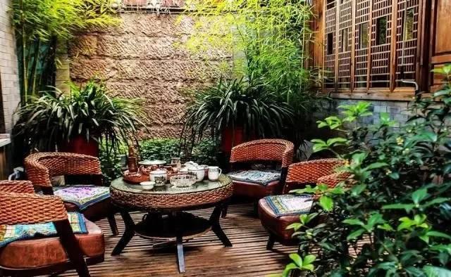 愿有一个院子,在四季里等你_21