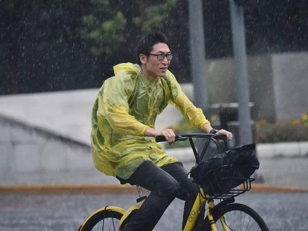 苦盼多日的消暑雨终于来了,下周天天有雨