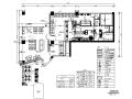 汉堡王连锁快餐厅广州凯德广场店施工图+方案+机电(CAD施工图纸)