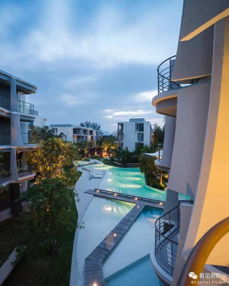 泰国10个最炫住宅景观精选_9