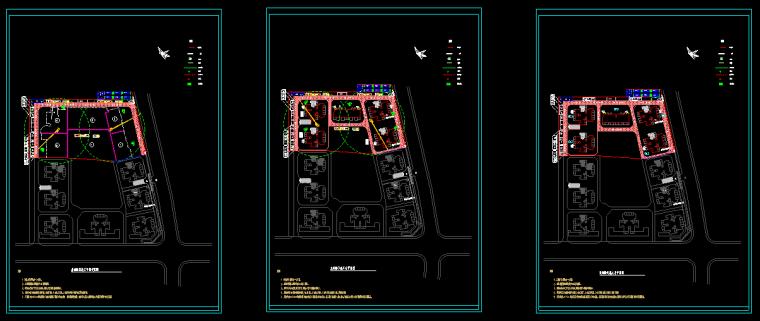 社区工程组织设计(含平面布置图、进度计划表)_9