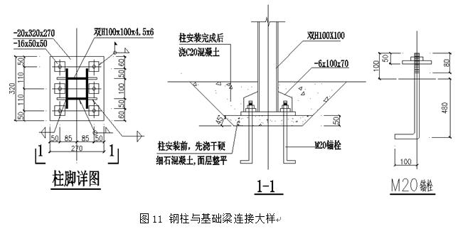 轻钢结构别墅应用实例及关键节点_5