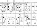 某住宅楼电气设计图