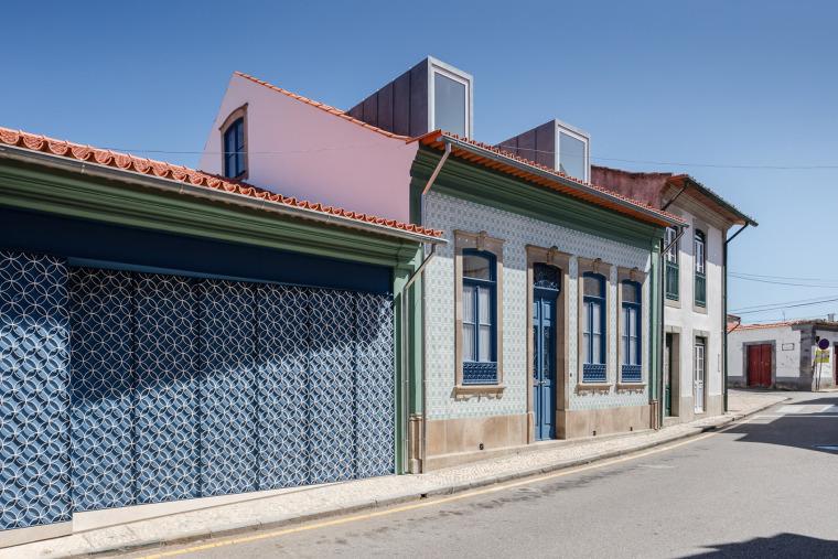 葡萄牙奥瓦尔住宅-18