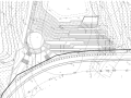 某大型公园景观分区设计施工图