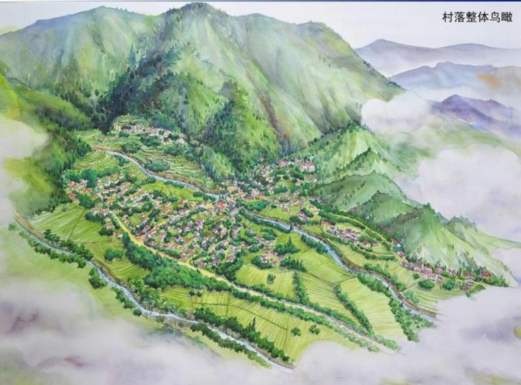 [福建]某市生态园美丽乡村规划设计文本(78页)
