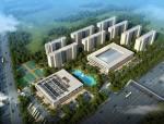 北京多层框架工业厂房全套电气图(整机厂房)