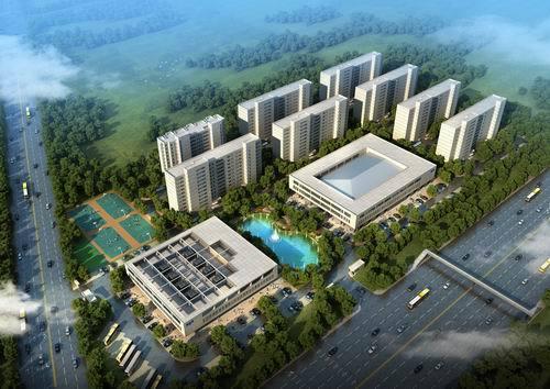 北京多層框架工業廠房全套電氣圖(整機廠房)