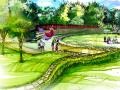 [北京]复地元墅住宅小区景观概念设计(PDF+30页)