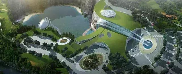 投入20亿的工程奇迹深坑酒店终于开业了,内部设计大曝光!_11