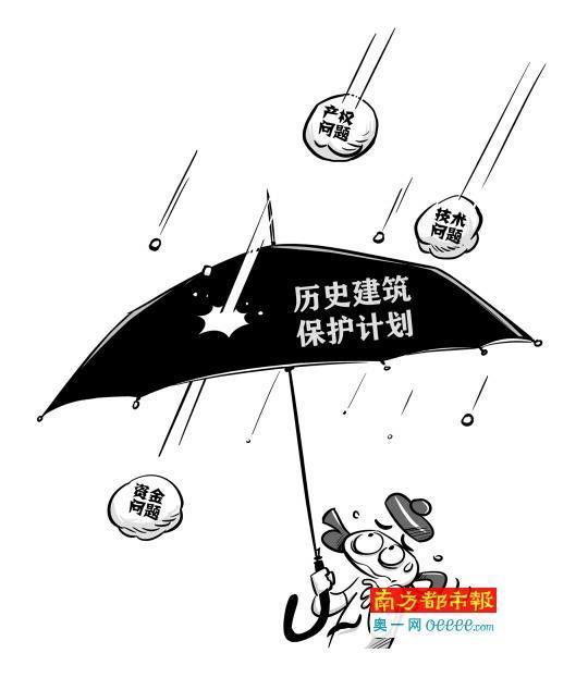 设计酱:历史建筑产权不清 福兮祸兮?