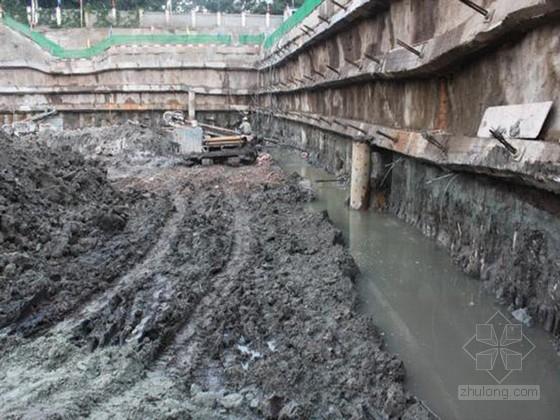 [湖南]高层住宅群基坑锚喷支护降水实施性施工组织设计