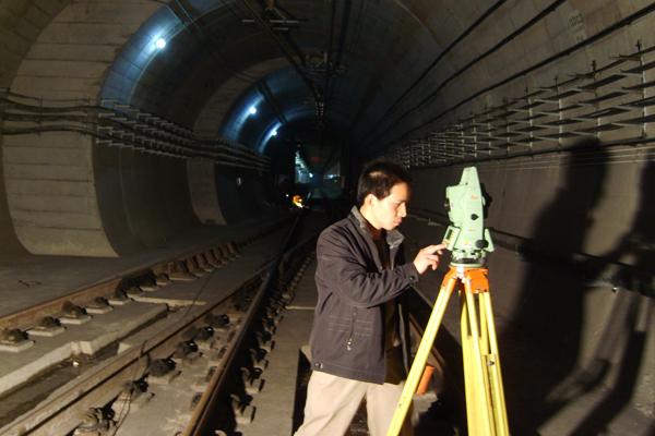 隧道测量方法及程式,要不要学?