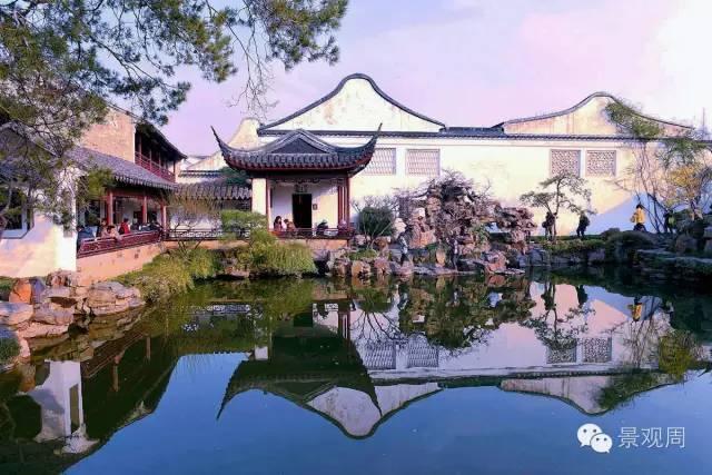 中国最美的十个园林,全都去过的一定是土豪!!_4