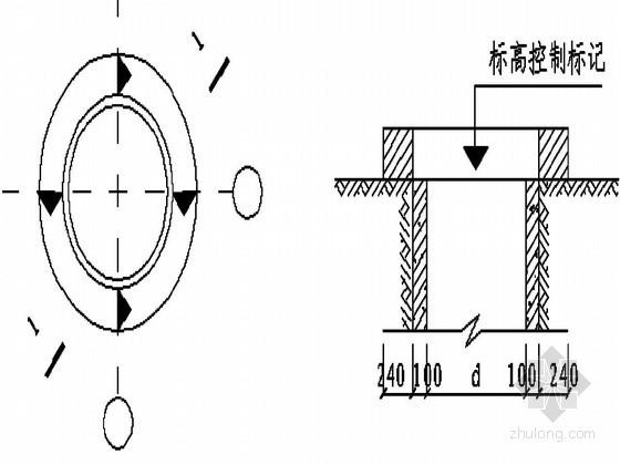 [重庆]某住宅楼工程人工挖孔桩基础施工方案