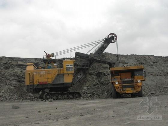 [内蒙古]露天煤矿工程监理实施细则(223页 全套细则)
